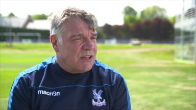 Allardyce aiming for safety