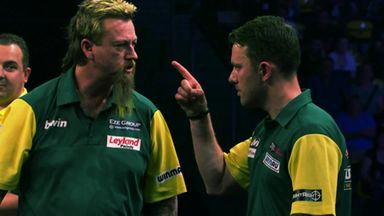 Best moments from World Cup of Darts