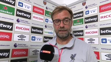 Klopp: We controlled the game