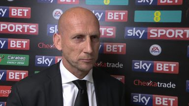 Stam: Everyone's eager to perform
