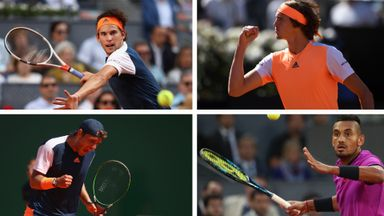 French Open: Young Guns