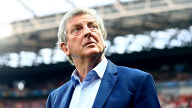 Hodgson on Palace shortlist