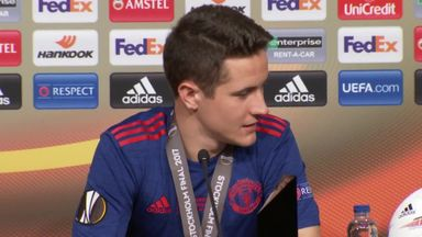 Herrera: We did it for Manchester