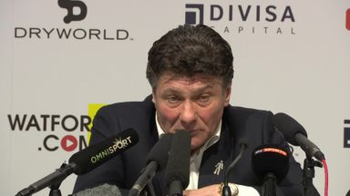 Mazzarri: Liverpool had too much space