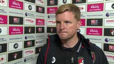 Howe: We were dominant