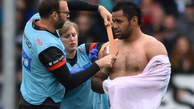Lions 'lose edge' without Vunipola