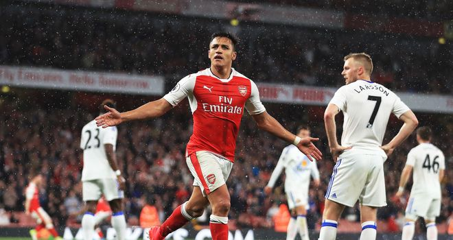 Arsenal forward Alexis Sanchez says he has decided where he will be playing next season