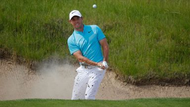 McIlroy relishing Open test
