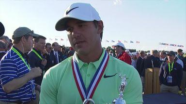 Koepka savours US Open title