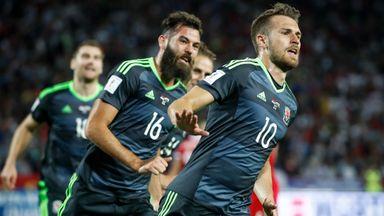 Serbia 1-1 Wales