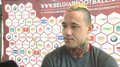 Nainggolan quiet on Man Utd link
