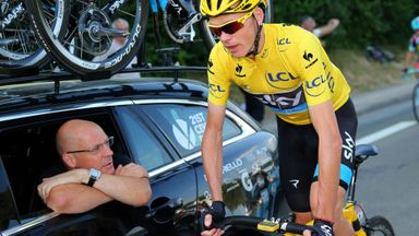 'Experience is key for Froome'