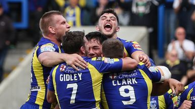 Warrington 24-16 Catalans