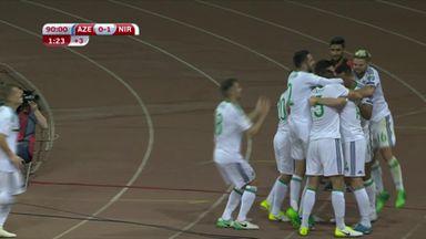 Azerbaijan 0-1 Northern Ireland