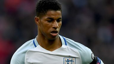 'Rashford merits senior call'
