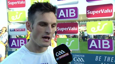 Doyle: Great feeling to be in final