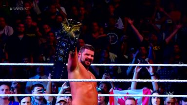Roode promises to end Strong's story
