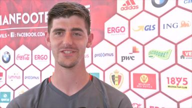 Courtois wants new Chelsea deal