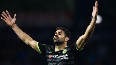Costa's Chelsea impact