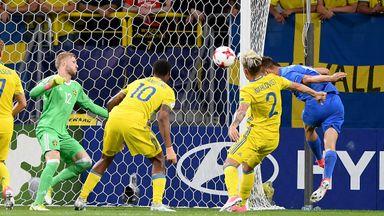 Slovakia U21 3-0 Sweden U21