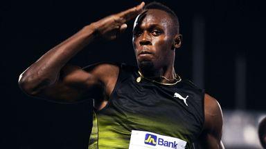 Bolt praises Lord Coe