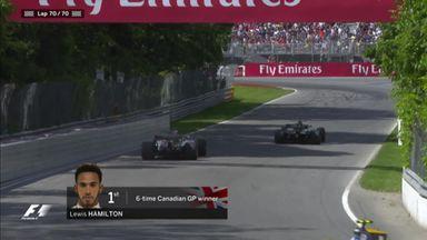 Hamilton wins in Canada