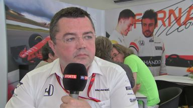 McLaren's Honda break could be temporary