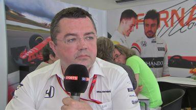 McLaren's Honda break could be temporary