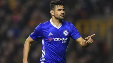 Costa unsure of Atletico return