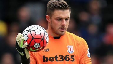 Butland happy to be back