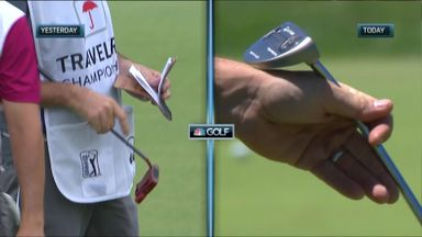 McIlroy changes putter again