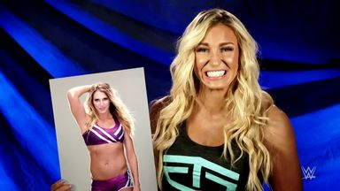 Then & Now: Charlotte Flair