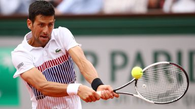 Djokovic expects Thiem test