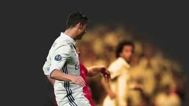 Cristiano Ronaldo: European Powerhouse