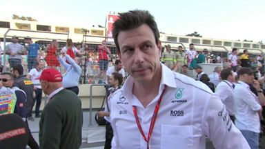 Wolff not looking to blame anyone