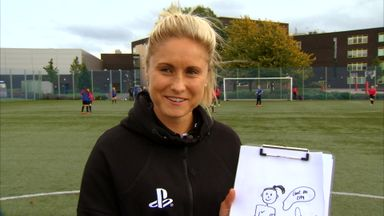 Doodle Challenge: Steph Houghton