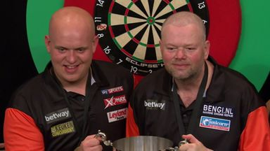 Mardle all praise for MVG