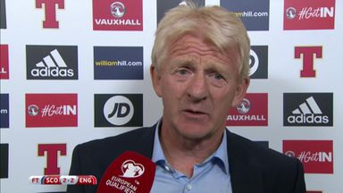 Strachan proud of drive
