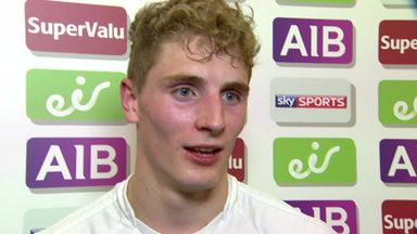 'First half won it for Kildare'