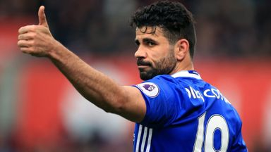 'Costa wants Atletico move'