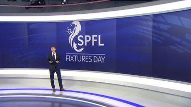 SPFL fixtures released!