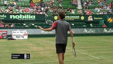 Haase lights up Halle!