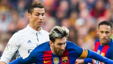 Ronaldo v Messi: The debate