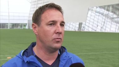 Mackay pleased for Rangers' return