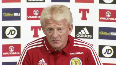 Strachan: Scotland won't fear England