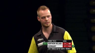 World class darts from Hopp