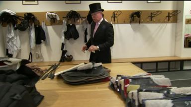 Behind the scenes at Ascot