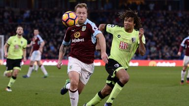 Burnley v Bournemouth