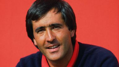 Sporting Greats - Seve Ballesteros