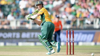 AB de Villiers: Sporting Genius - E